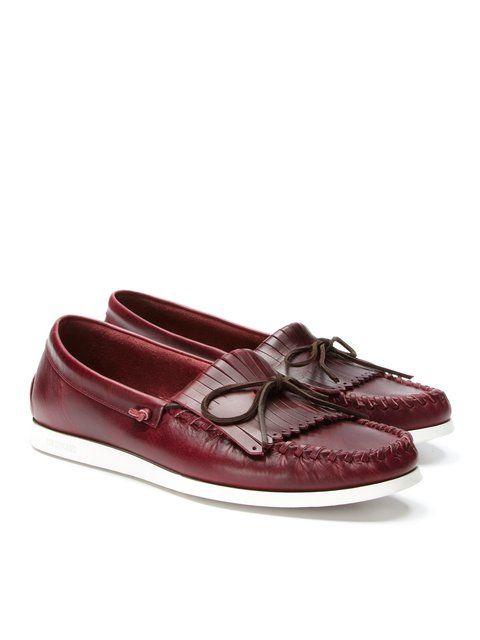 Ripley Kiltie Boat Shoe - Paul Smith