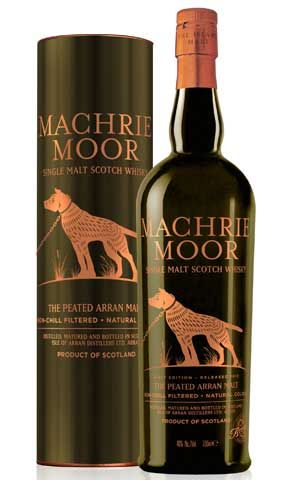 "Arran, ""Machrie Moor"" Single Malt Scotch Whisky"
