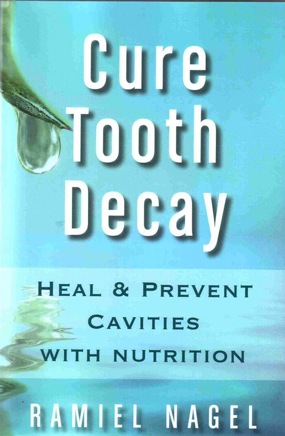 Cure Tooth Decay Book Review http://wellnessmama.com/5629/cure-tooth-decay-book-review/