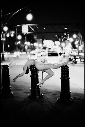 Dane Shitagi - nyc ballerina project