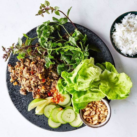 Do I have another lamb larb recipe pinned? And why haven't I made it before?