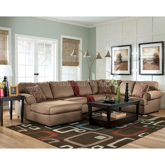 Sectional Living Room Sets Green And Room Set On Pinterest