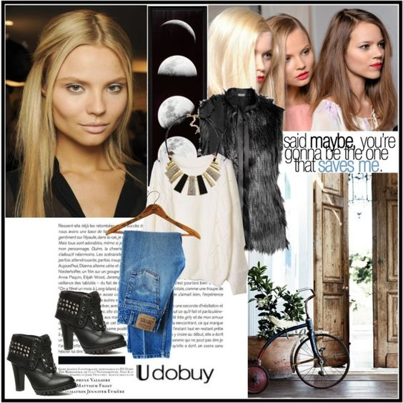 """UDOBUY"" by senida-p on Polyvore"