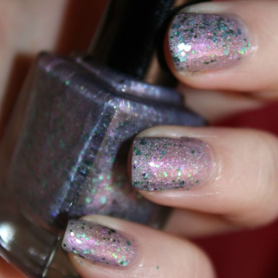 """""""Across the Town Line"""" a Once Upon a Time Inspired Nail Polish"""