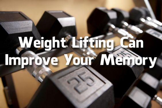 Weight Lifting Can Improve Your Memory, Study Finds (Video) | GYM FLOW 100