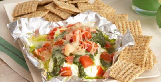 Warm Italiano Spread | KitchenDaily.com