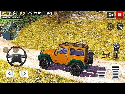 Offroad Jeep Driving Adventure Free 4x4 Suv Jeep Offroad Games
