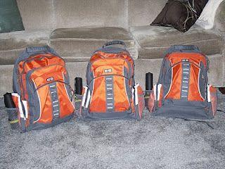 Emergency Survival 72 Hour Kits