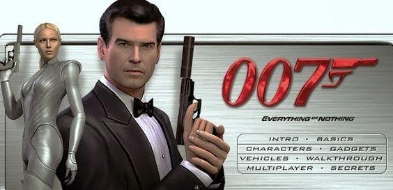 The Game Ps 2 James Bond 007 Nightfire Ps2 Cheats James Bond