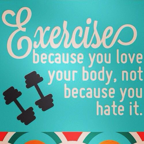 From Popsugar! #loveyourself #fitandfabulous