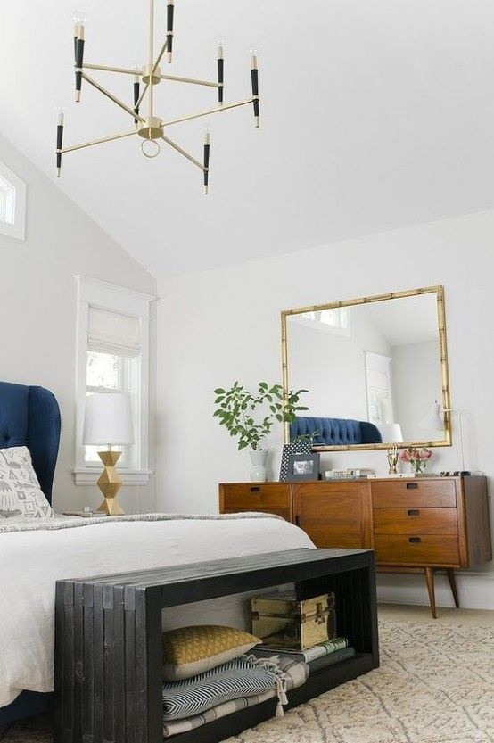 Mid Century Chandeliers That Are Going To Make A Statement In Your