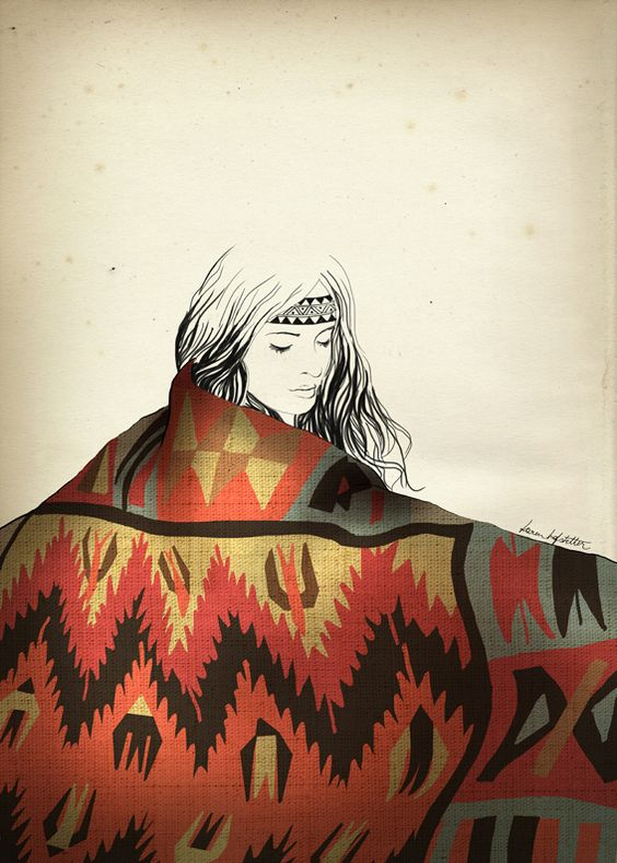 △ illustration by: Karen Hofstetter △  www.karenhofstetter.com