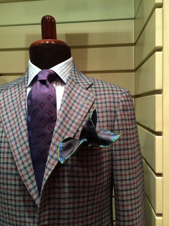 ALEXANDER - Jacket of Kiton. www.alexander-abbigliamento.it...