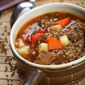 Гречневый суп рецепт – супы. «Афиша-Еда»