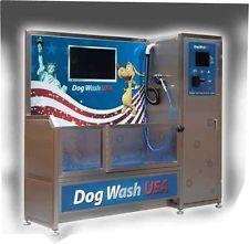 Dog Wash Us Self Service Vending Machine Wash Tub Pet Wash