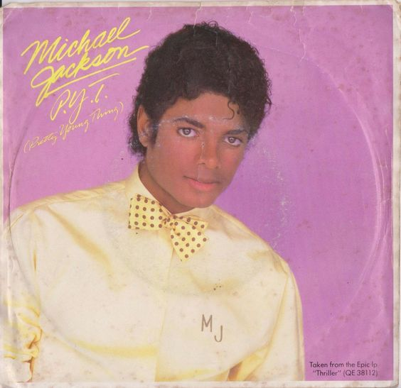 "MICHAEL JACKSON P.Y.T. 1983 Canada Issue 7"" 45 Vinyl Record Pop 80s PYT 3404165 | Music, Records | eBay!"