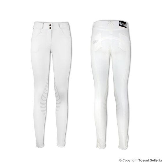"""Pantaloni Grip Donna """"Giudy"""" Horses"""