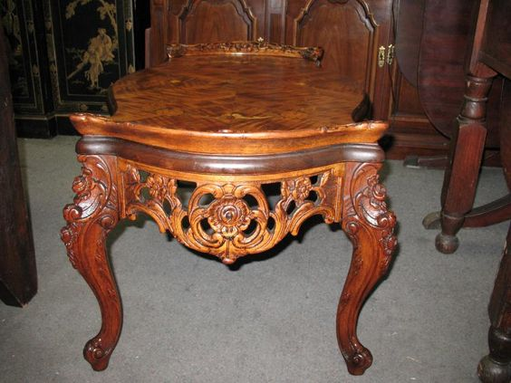 OMG, it's gorgeous!  Coffee table.