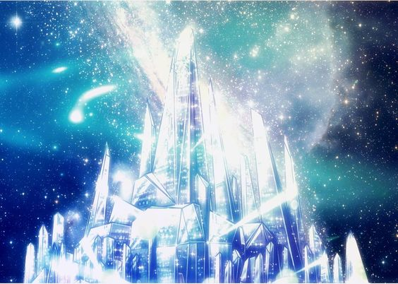 Crystal Tokyo - Sailor Moon Crystal