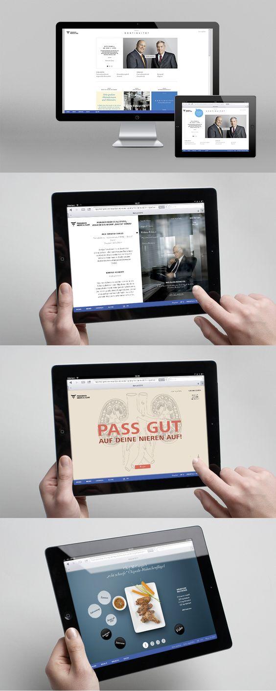 hw.d / Online Geschäftsbericht 2012
