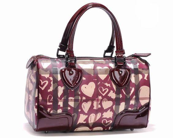 Burberry Heart Bag