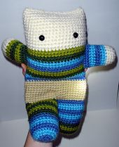 Ravelry: Scrapmonster pattern by Hannah Daley