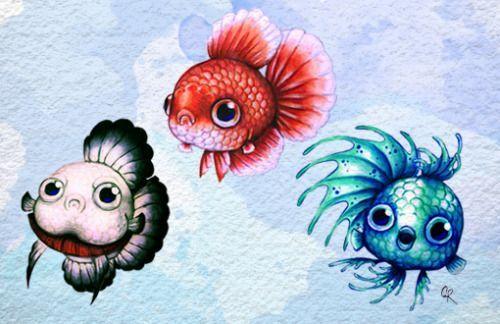 Betta Dibujo Fish In 2020 Betta Fish Tattoo Fish Artwork Fish Drawings