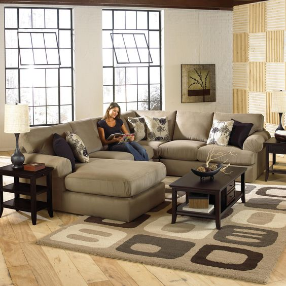 Sectional Sofas Sofas And Home Furnishings On Pinterest