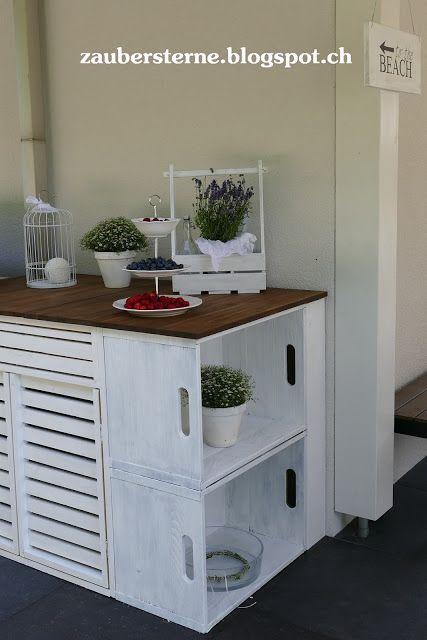 17 Best images about ☆ Garten Ideen on Pinterest English - outdoor küche selber bauen