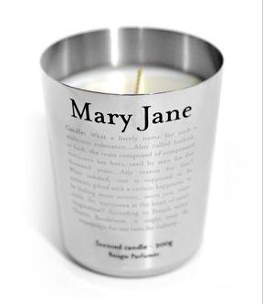 Juliette Has a Gun - Mary Jane Candle - 7 oz