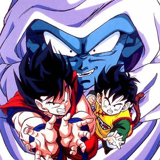 Dragon Ball Z Kakarot Gohan Garlic Jr Saga Dragon Ball Z Dragon Ball Dragon Ball Art Though he was defeated in dead zone, he reappears as the main antagonist in the garlic jr. dragon ball z kakarot gohan garlic jr