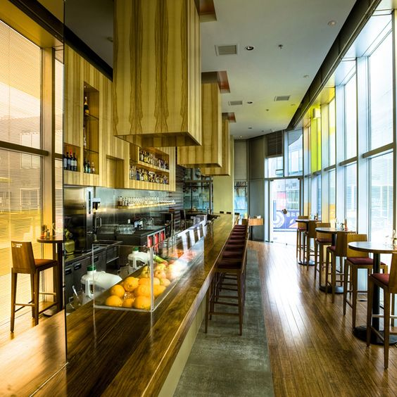 Element fresh sanlitun beijing healthy restaurant by