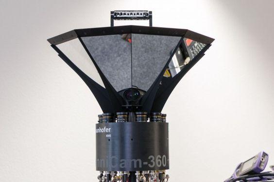 Die Bilder für das Kino werden mit der Omnicam 360 gefilmt. (Foto: Werner…