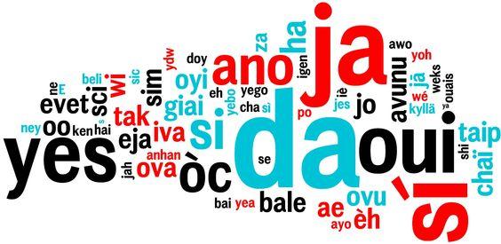 Petit prince extrait en différentes langues