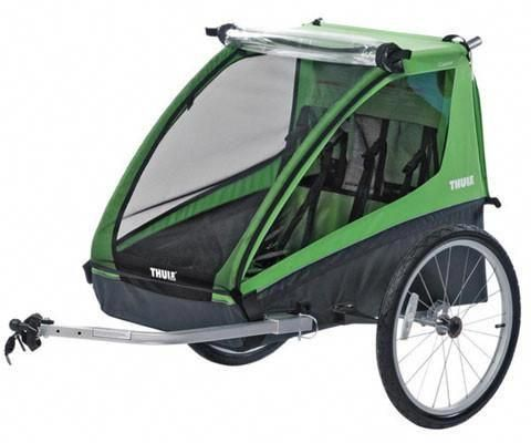 Thule Cadence Child Bike Trailer Coolbikeaccessories