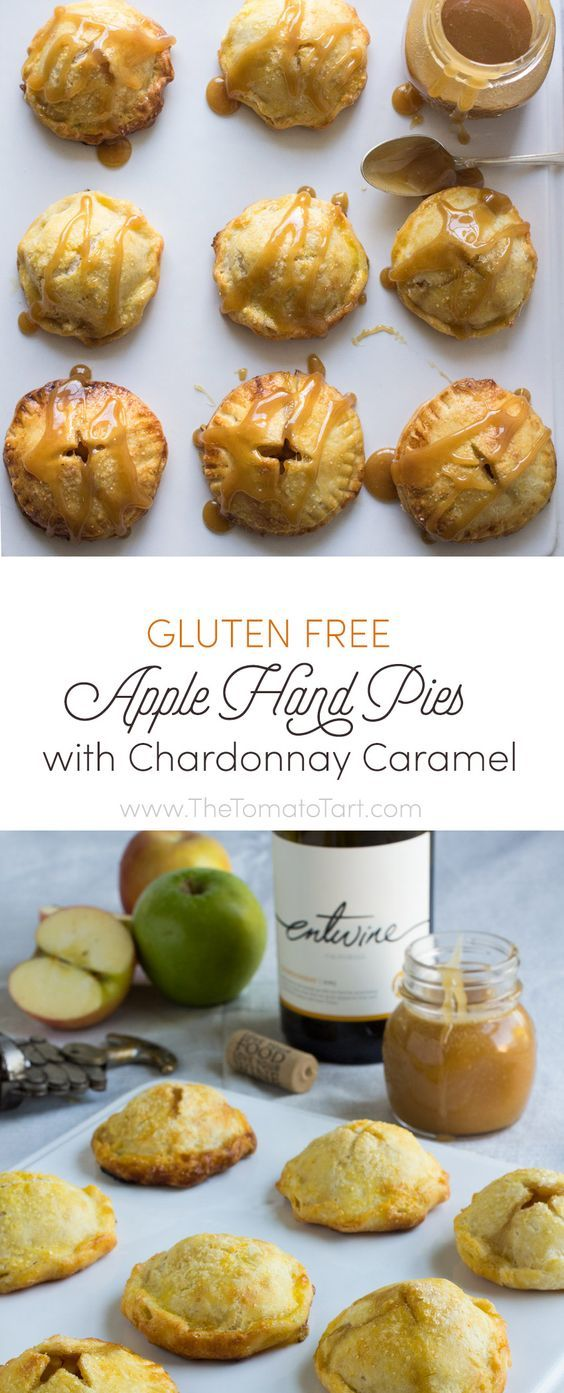 ... Caramel | Recipe | Apple Hand Pies, Hand pies and Gluten free