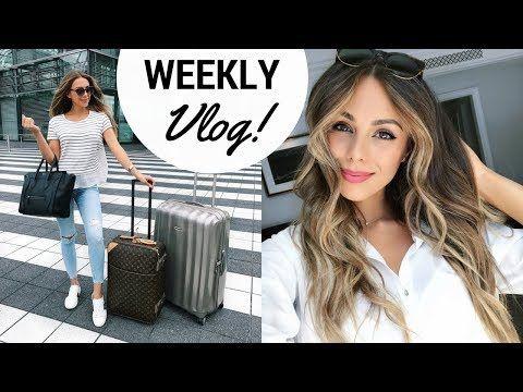 A Week In My Life New York City Shooting With Cosmopolitan Vlog 4 Annie Jaffrey Youtube Annie Jaffrey New York City City