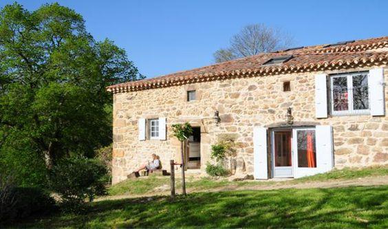 Natuurhuisje 26074 - vakantiehuis in Alboussière