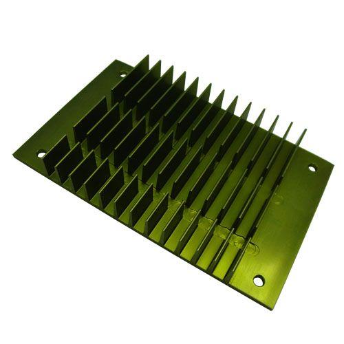 anodized aluminum heat sink | Industrial Profile (Heat-Sink)