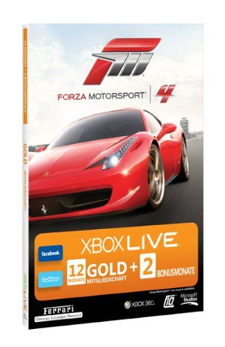 Xbox 360 - Live Gold 12 + 2 Monate - ... Wunschpreis bei Amazon. Dein kostenloser Wunschpreis Service mit Preisalarm!