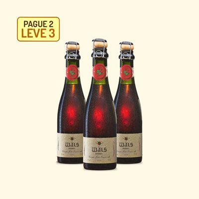 Wäls Dubbel 375ml - Promoção Pague 2 Leve 3