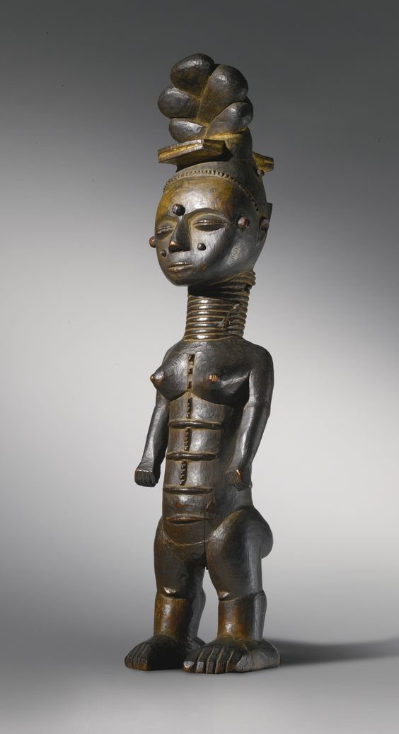 Attie Female Figure, Ivory Coast | lot | Sotheby's
