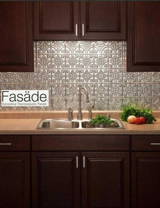 temporary backsplash removable kitchen backsplash tin tile backsplash