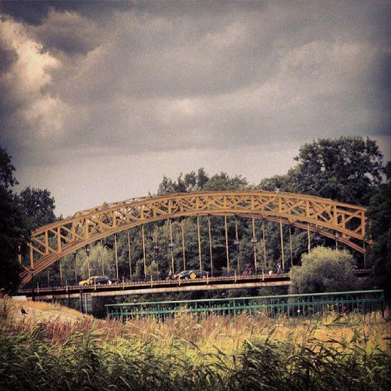 Wrocław, most Zwierzyniecki