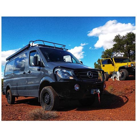 Exclusive Outfitters Mercedes Benz 4x4