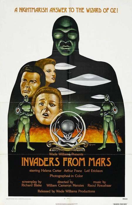 Invaders from Mars (Los invasores de Marte) - 1953