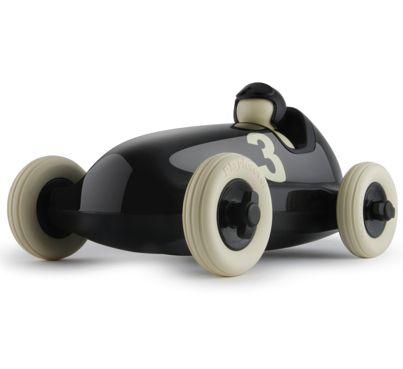 deluxe race car, black