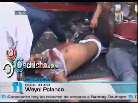Imagenes Del Estudiante Muerto En La Protesta De La UASD #Telenoticia #Video | Cachicha.com