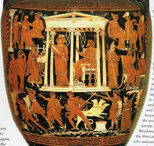 Image Result For Persephone Hades Greek Pottery Greek Sun