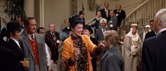 "Auntie Mame- an ALL time favorite fictional characters. ""Life is a banquet and most poor suckers are starving to death."":"